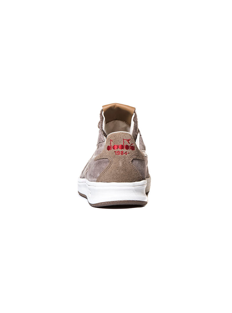 CASHMERE PACK SNEAKERS IN BROWN