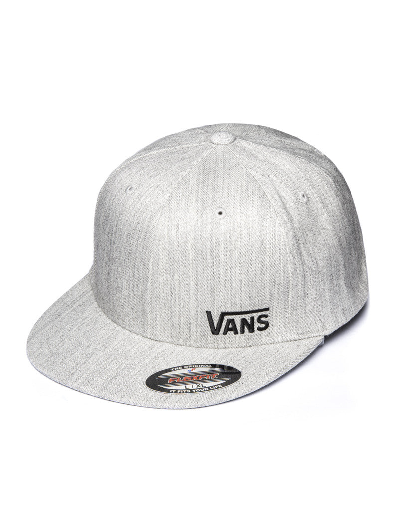 GREY SPLITZ SNAPBACK