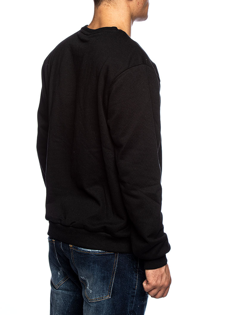 MEN HECTOR SWEATSHIRT IN BLACK