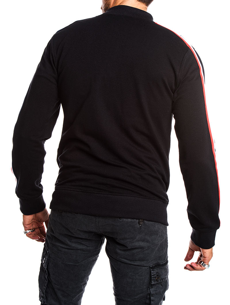 BAND BLACK SWEATSHIRT