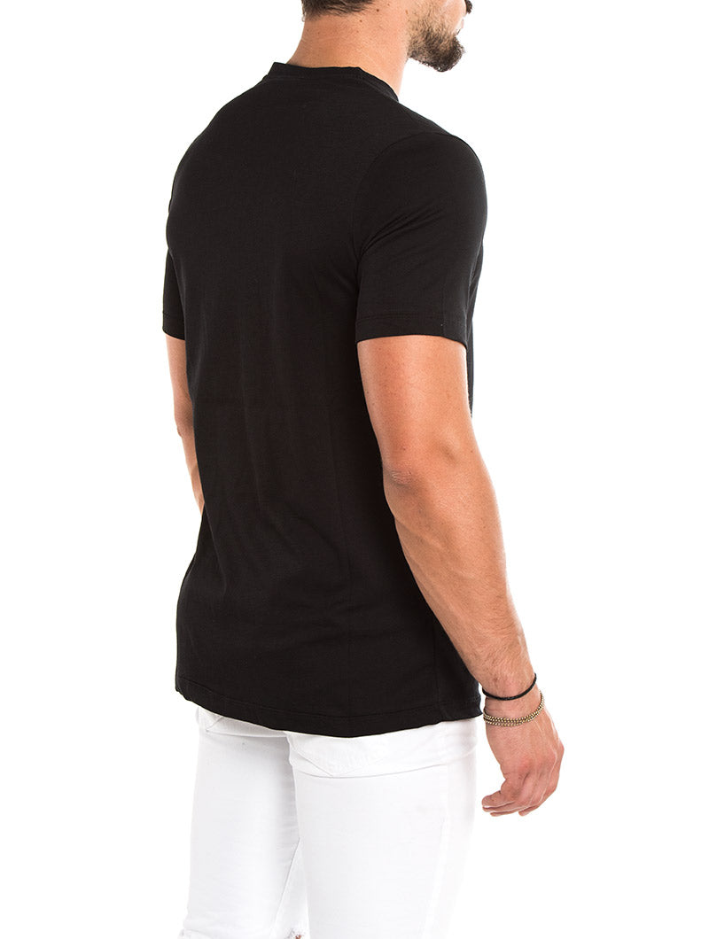 CALLIT POCKET T-SHIRT IN BLACK
