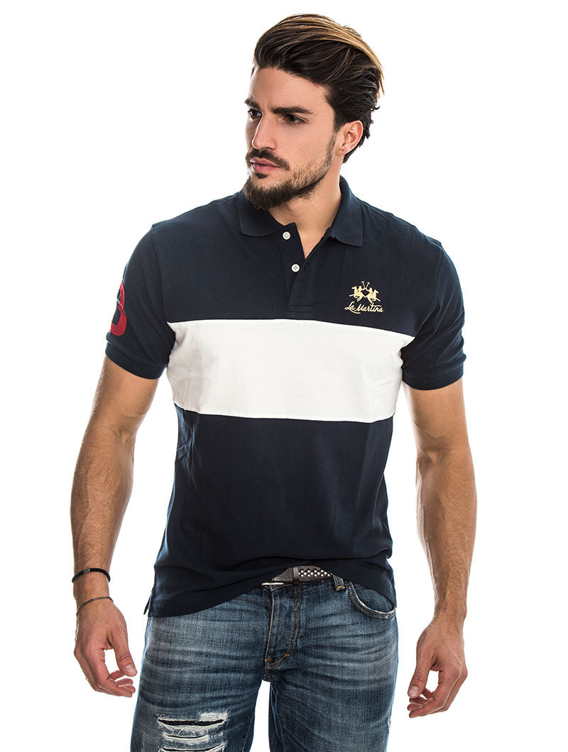 La Martina the Primera Selección limited series created in collaboration with Mariano Di Vaio