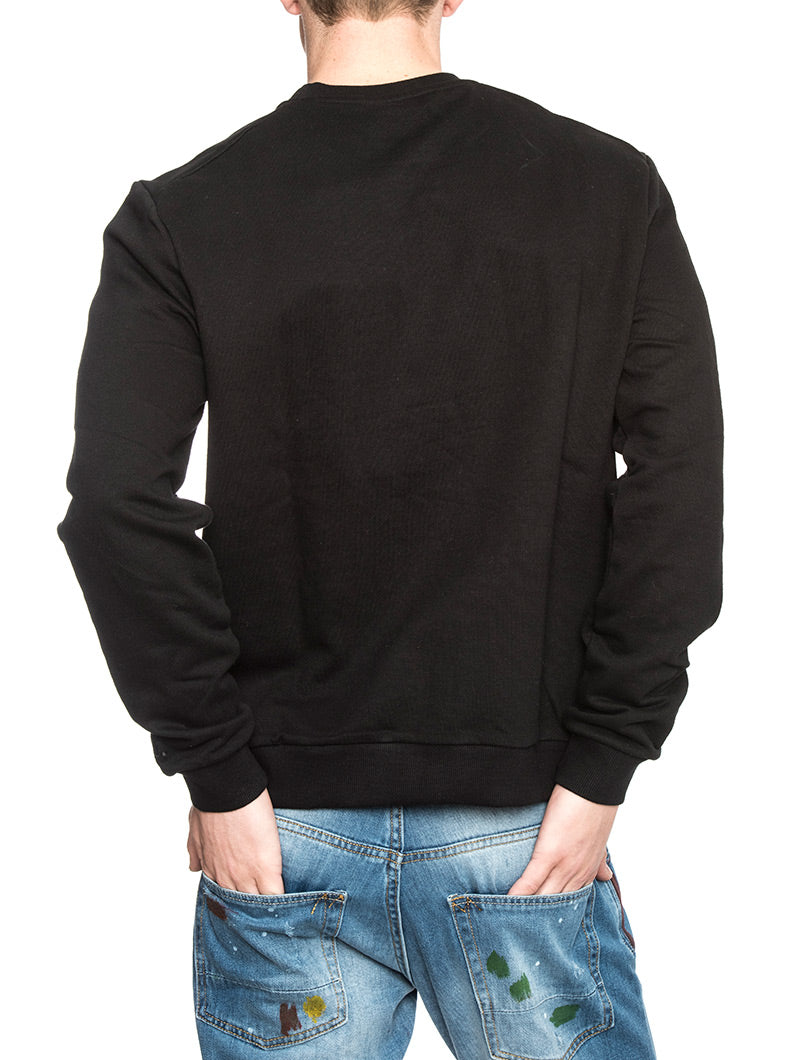 NASITY M SWEATER IN BLACK