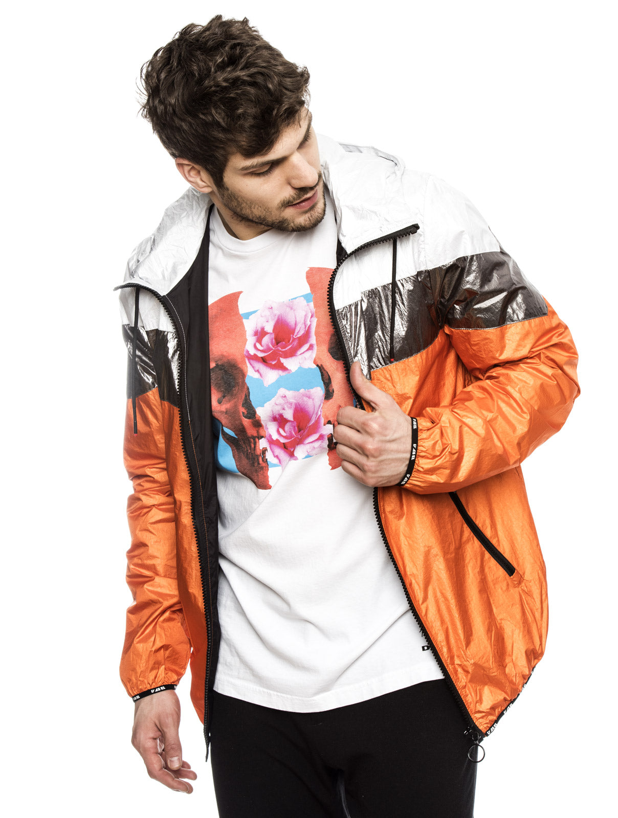 J LAPAZ ORANGE JACKET