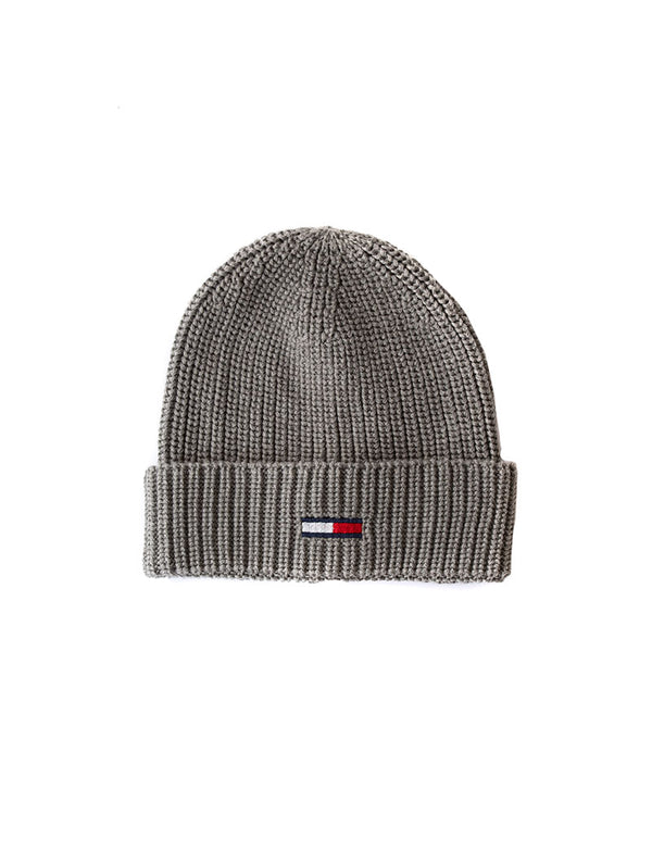 TJ BASIC REAB BEANIE IN GREY 0baeafd20bce