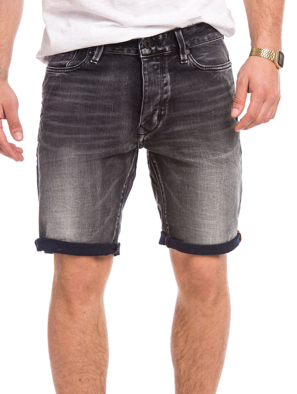 MEN'S SHORTS | BIKER SHORTS | SUPERDRY