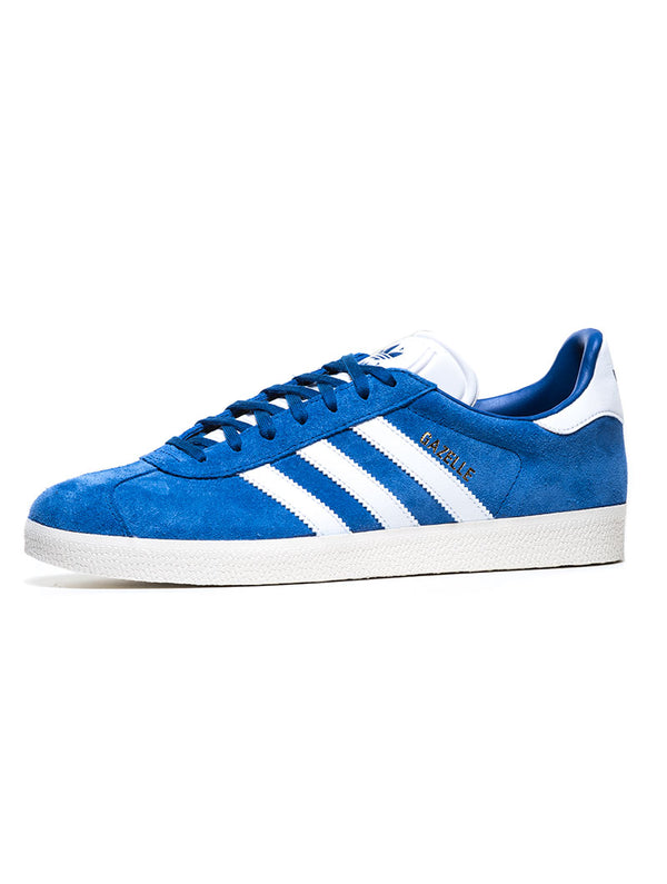 big sale ad3c8 57709 GAZELLE SHOES IN BLUE ROYAL · Adidas