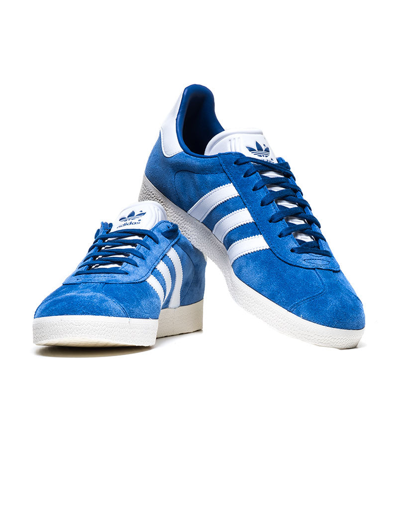 online store 3e299 3ef94 GAZELLE SHOES IN BLUE ROYAL