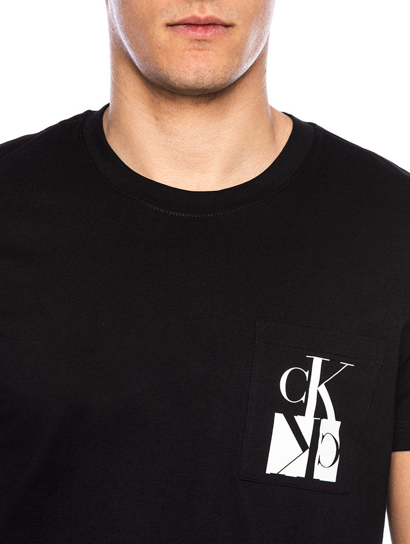 MIRRORED MONOGRAM PKT T-SHIRT 2