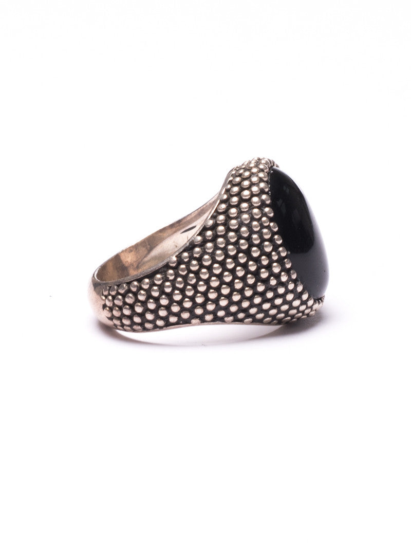 OVOID DOTS RING
