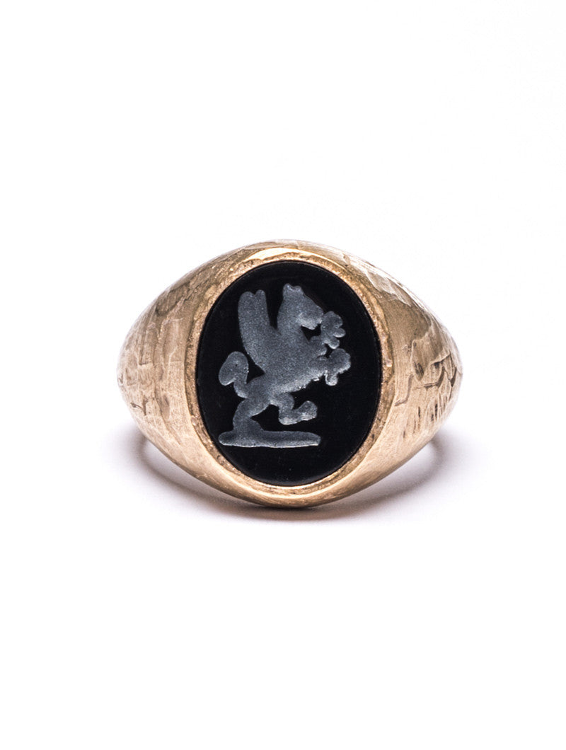 DRAGON BRONZE RING
