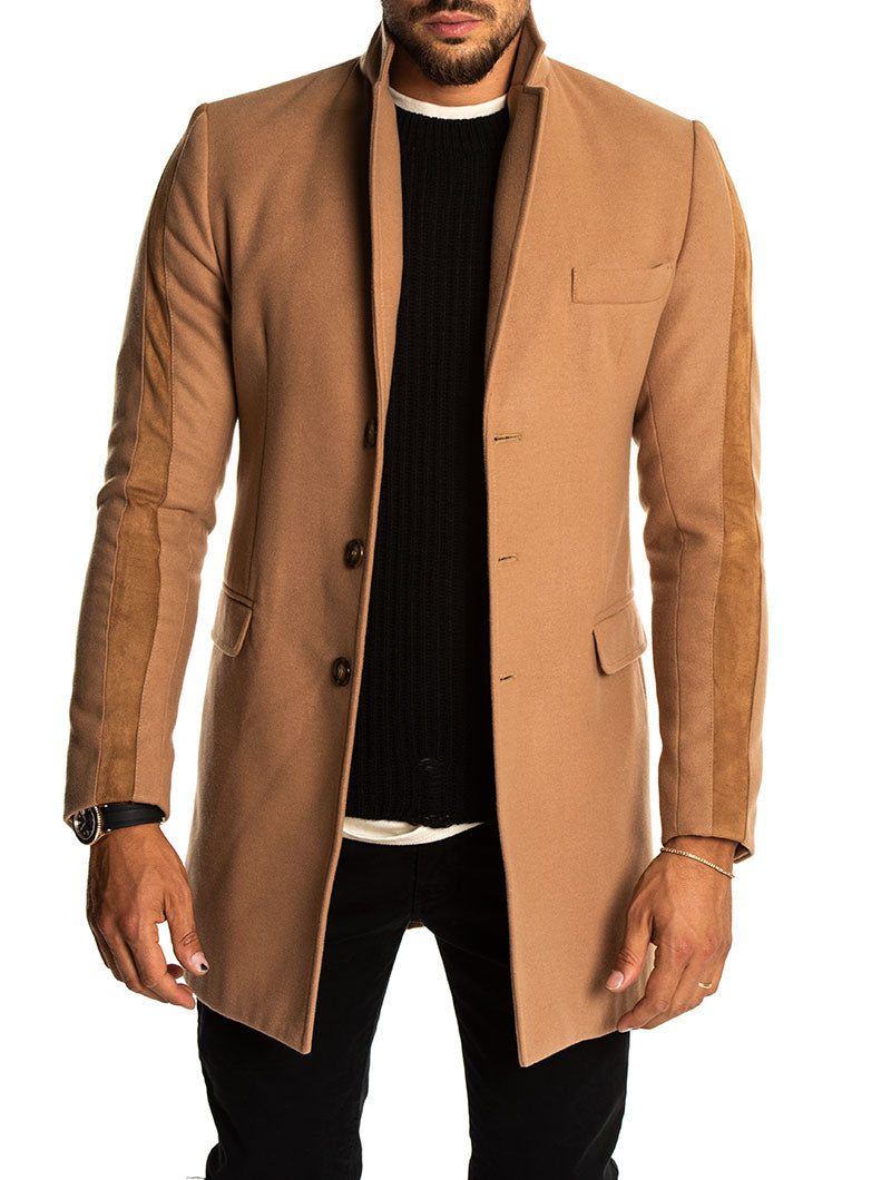 SEATTLE COAT 2.0 IN BEIGE