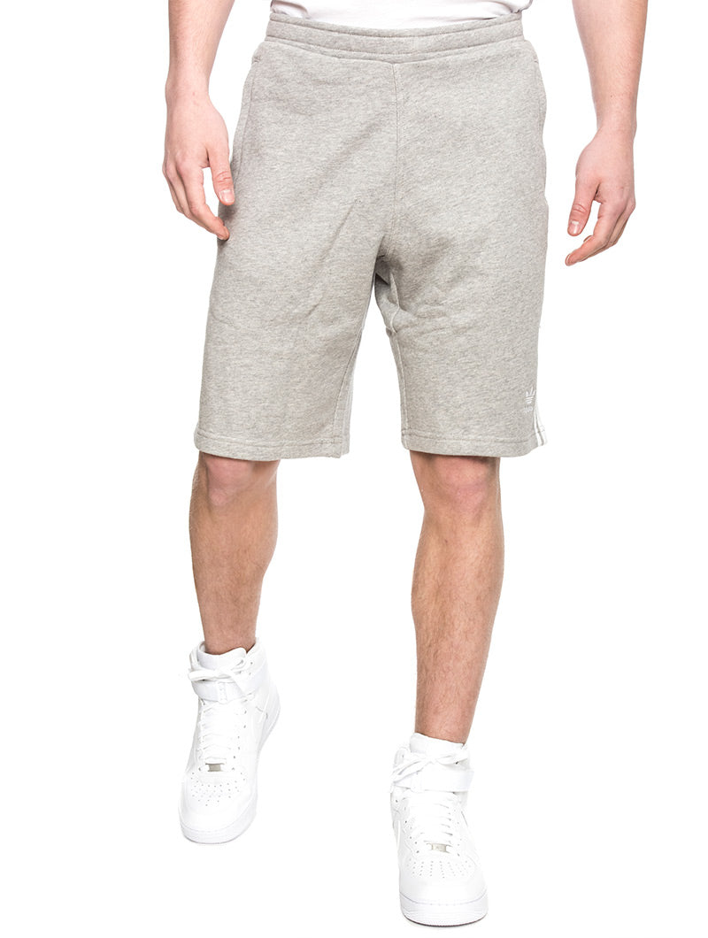 3-STRIPES SHORTS IN GREY