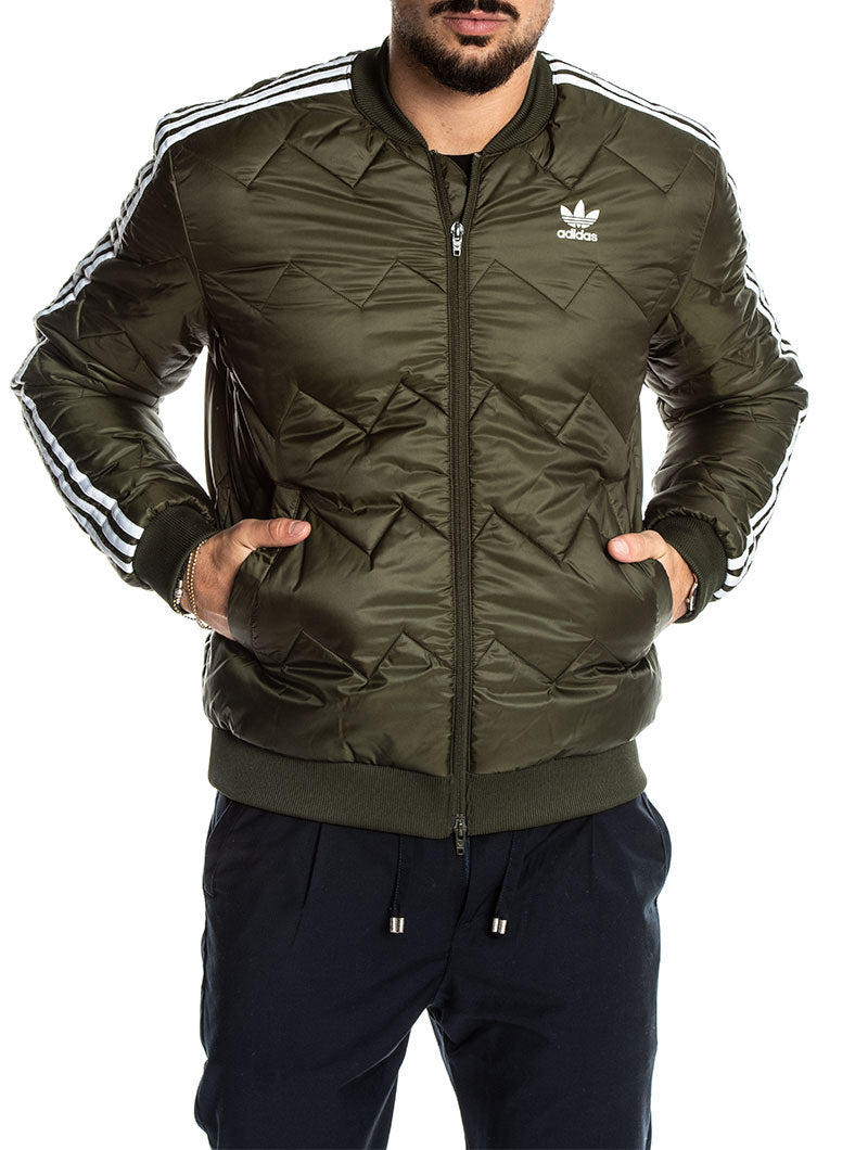 448bf1cff ADIDAS BOMBER SST QUILTED IN NIGHT CARGO – Nohow Style