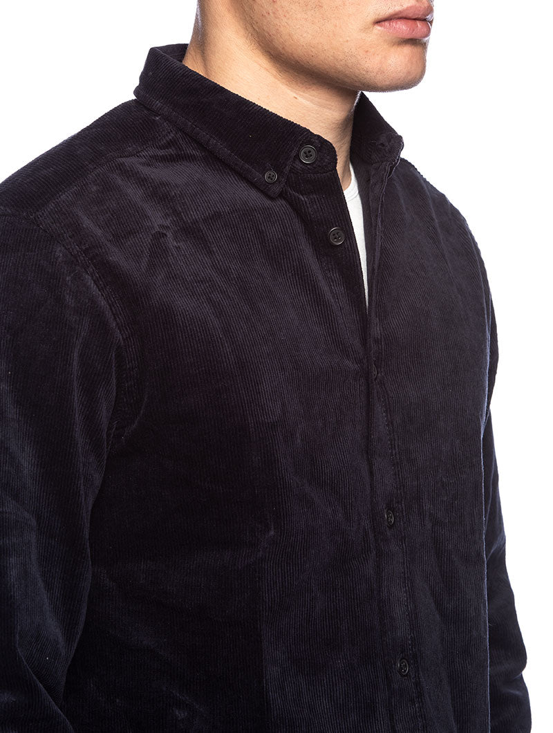 AKKONRAD CASUAL SHIRT IN BLUE