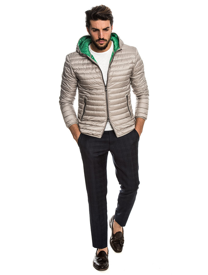 COLMAR JACKET IN GREY
