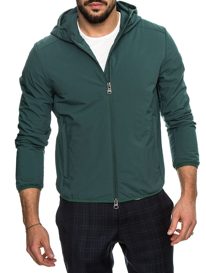 COLMAR JACKET IN GREEN
