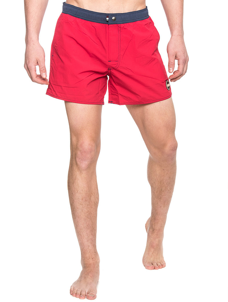 MAN BOXER SHORT IN RED