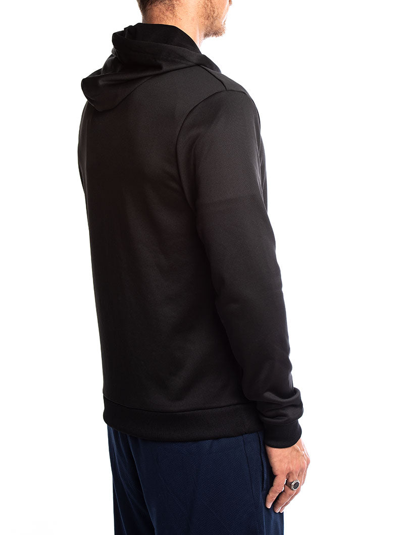 TOMMY SPORT ZIP THROUGH LOGO 18 IN PVH BLACK