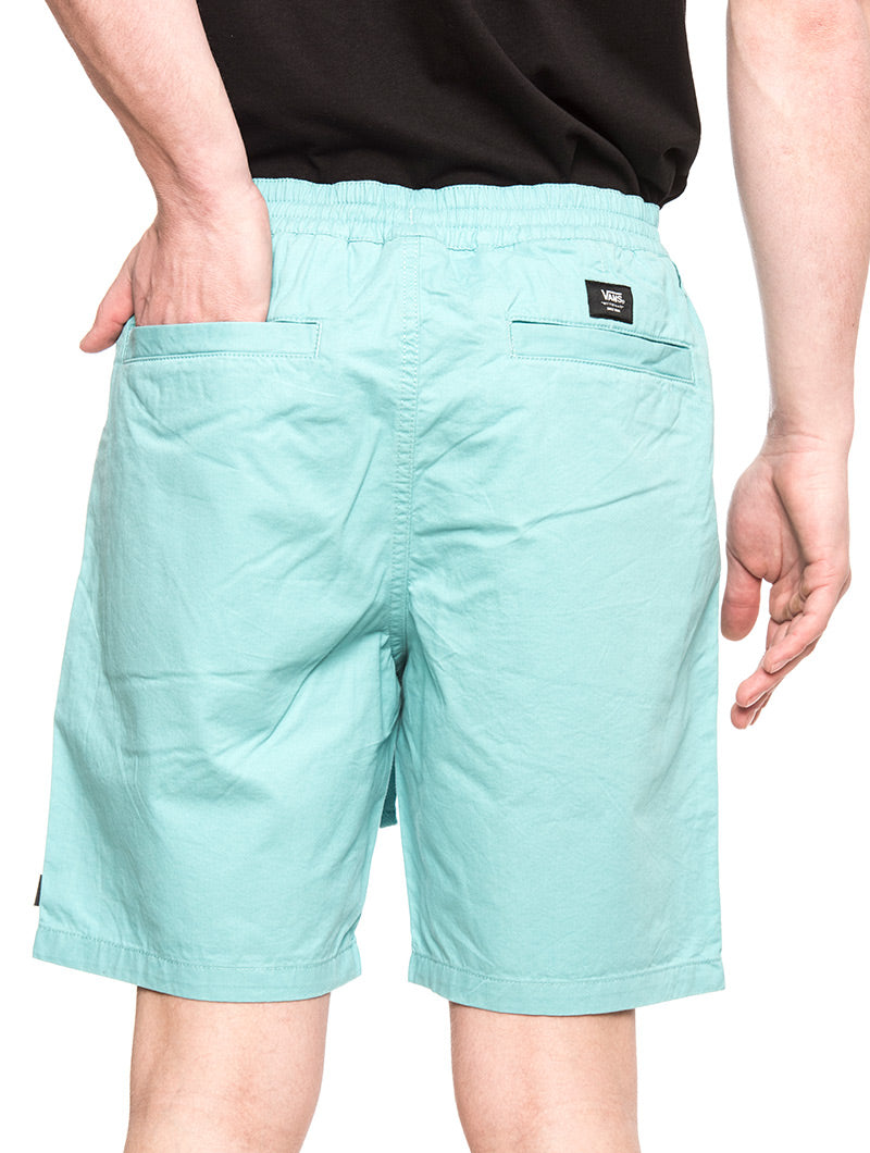 MN RANGE SHORTS ACQUARELLE IN GREEN