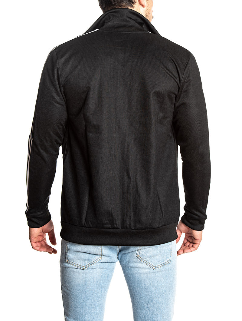 BECKENBAUER TT SWEATSHIRT IN BLACK