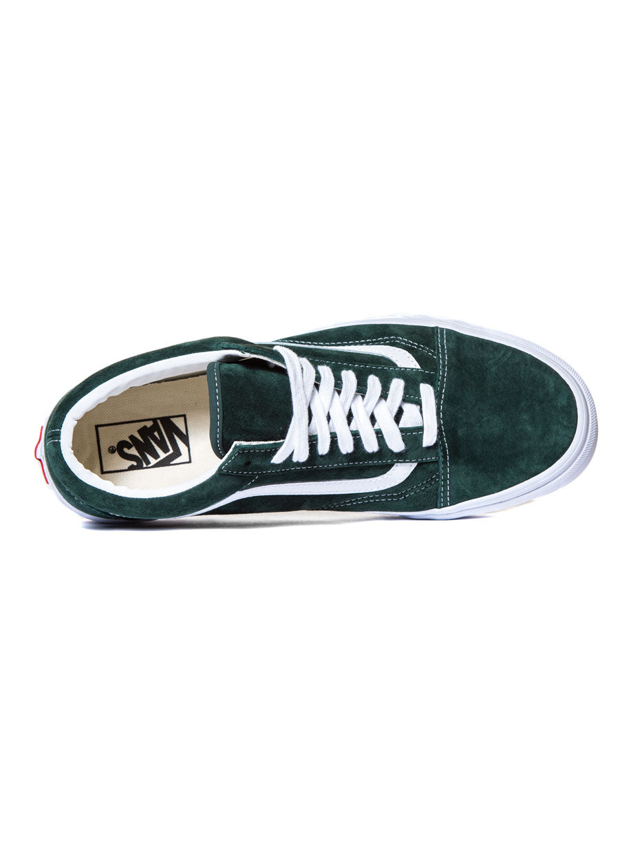 UA OLD SKOOL IN GREEN