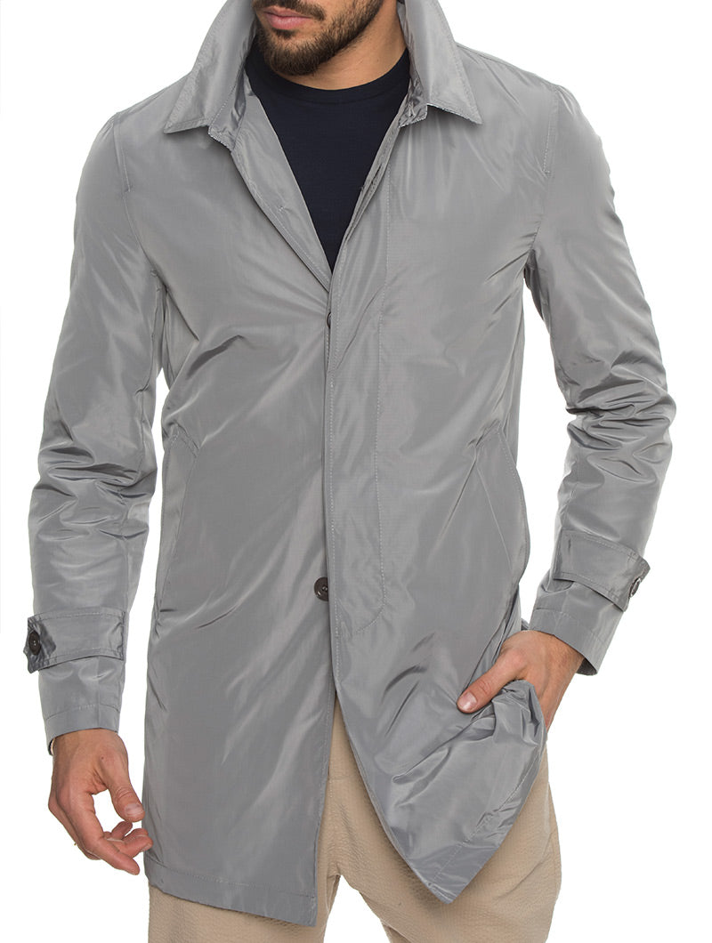 BODRUM MAC IN LIGHT GREY