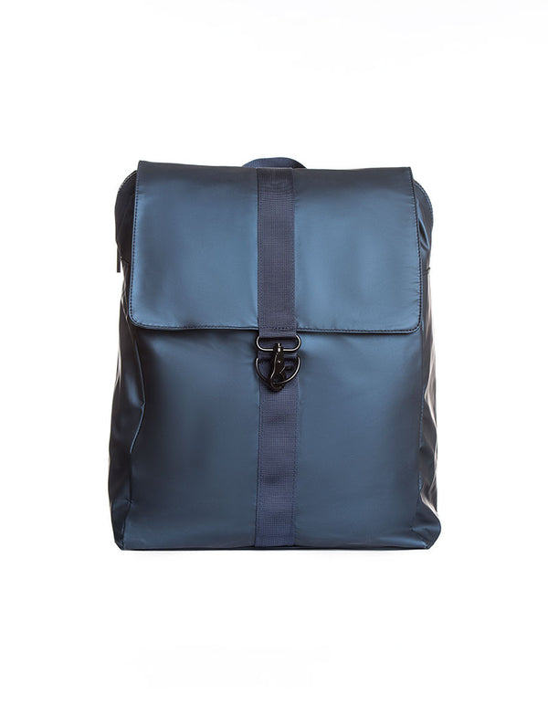 1d0a08e39443 SALE. UNSTRUCTURED BACKPACK IN BLUE