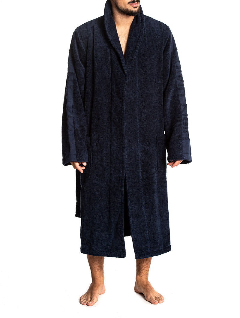 CK ROBE IN BLUE