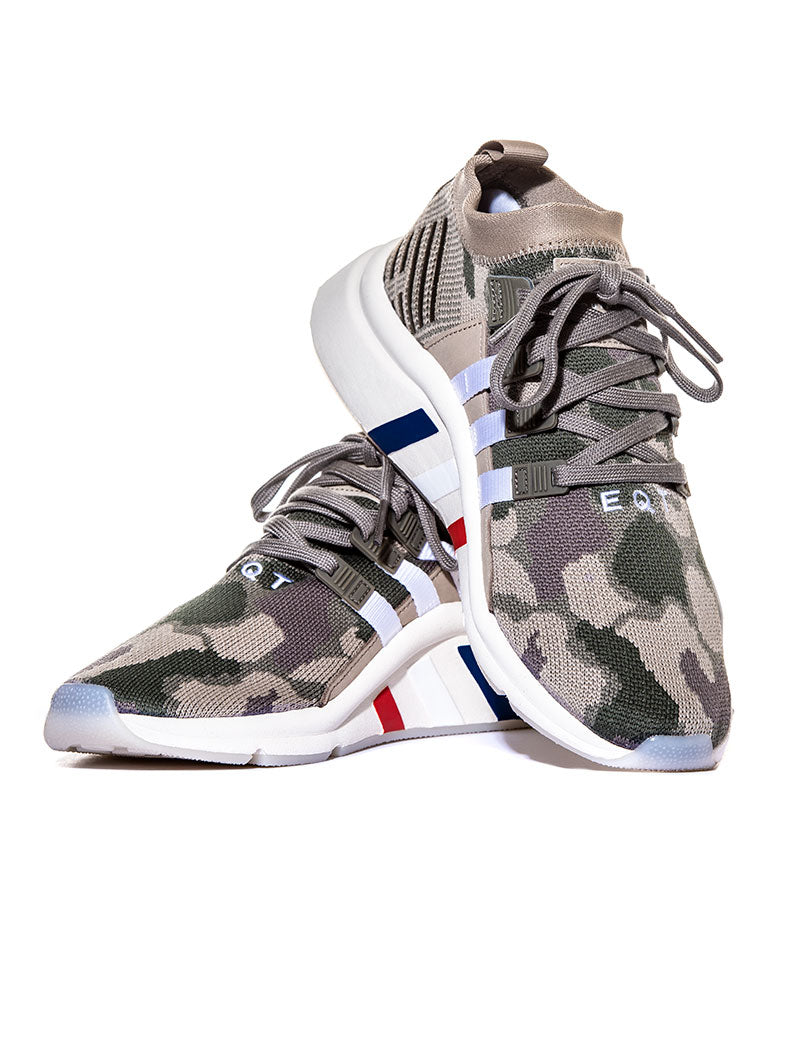 EQT SUPPORT MID IN TRACE KHAKI