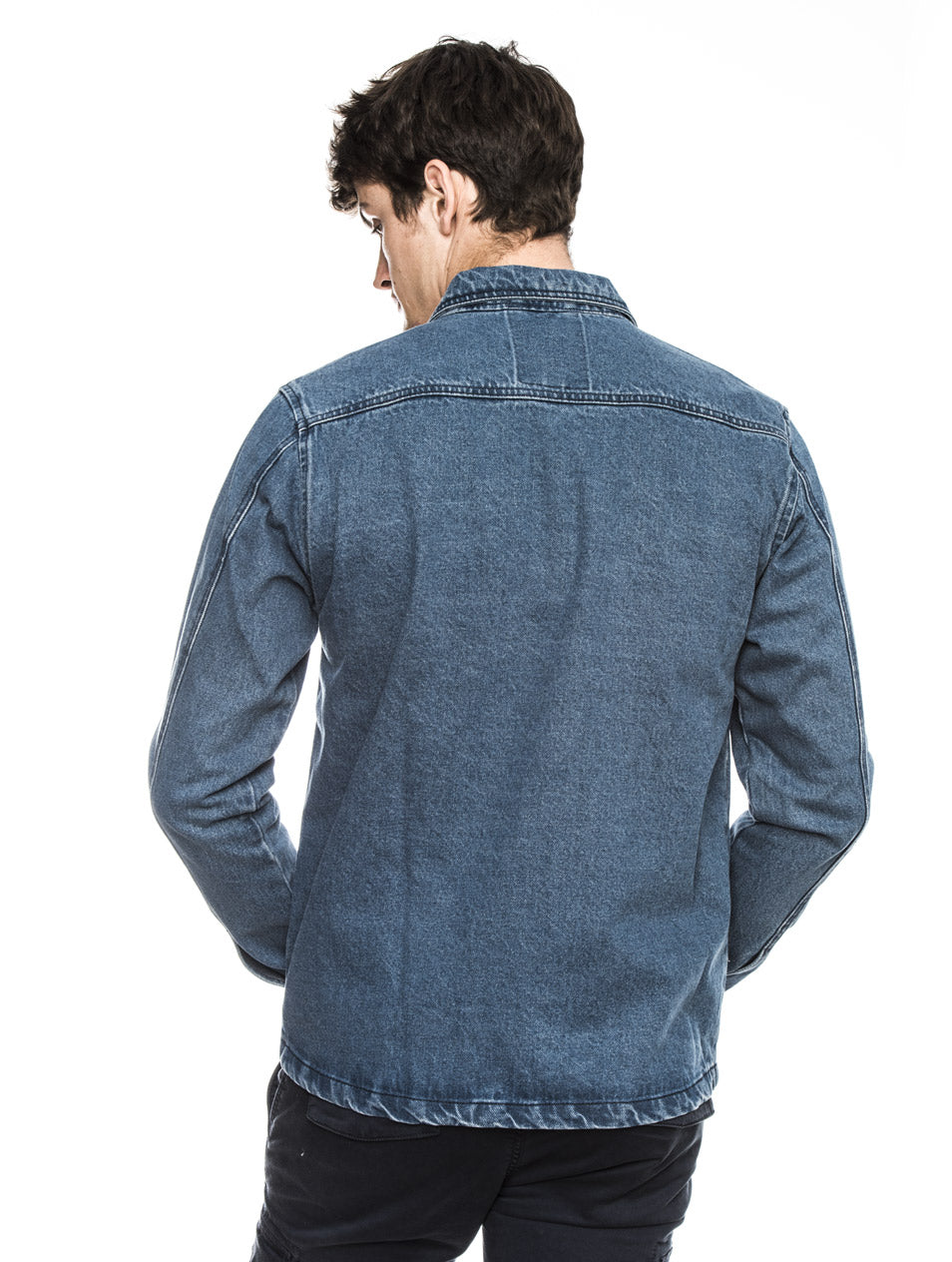 PORTER JACKET IN BLUE