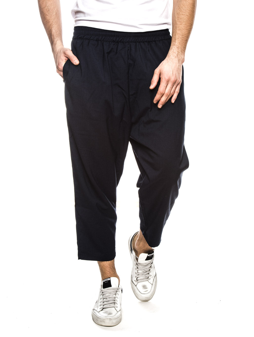JOG PANT IN NAVY