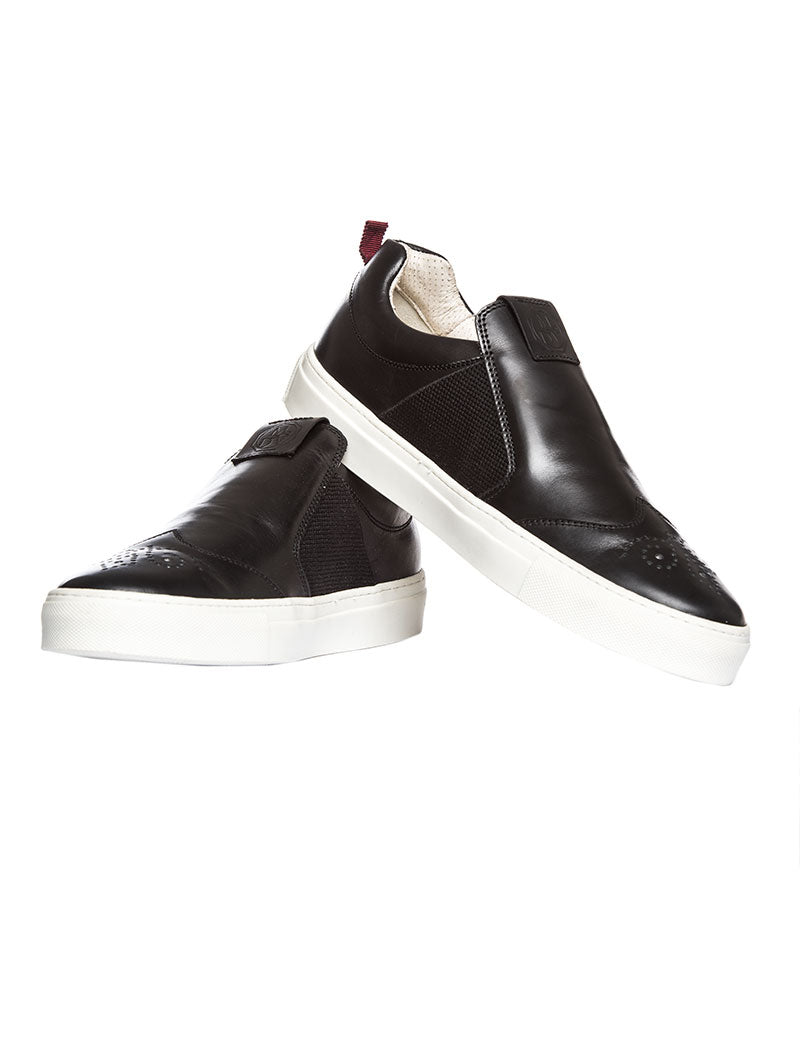 MEN'S SHOES | MERCURY 808M BLACK | MARIANO DI VAIO SHOES