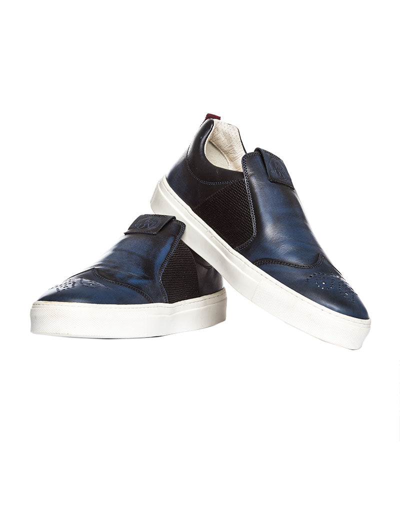 MEN'S SHOES | MERCURY 808M BLUE | MARIANO DI VAIO SHOES