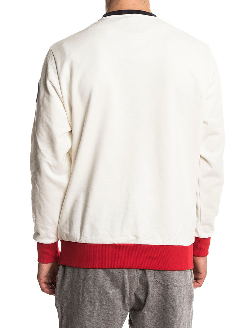 COLMAR SWEATSHIRT IN WHITE