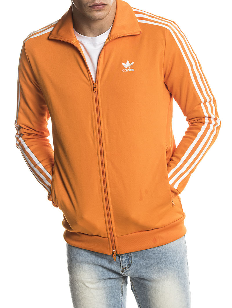 BECKENBAUER TT IN BRIGHT ORANGE – Nohow Style