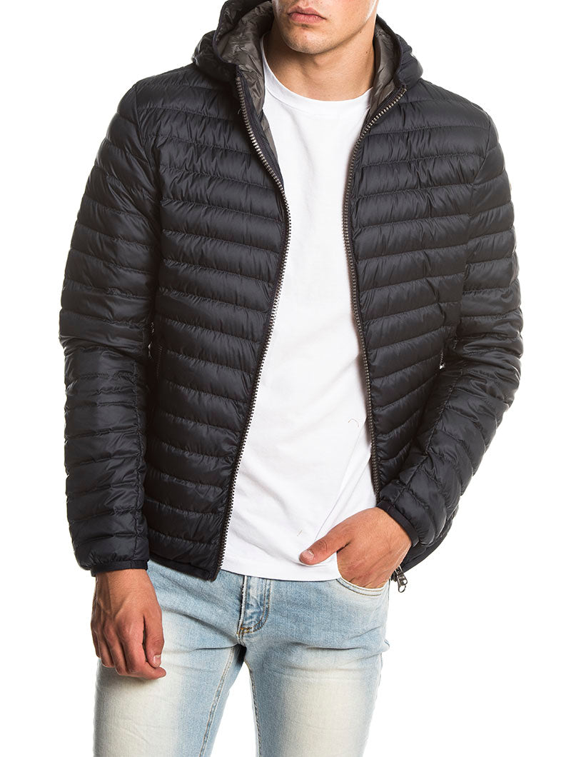 FLOID JACKET IN BLUE