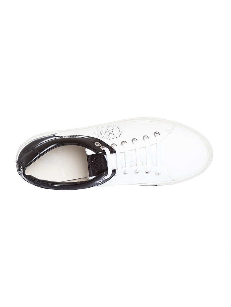 MERCURY BLACK-WHITE 804M SHOES