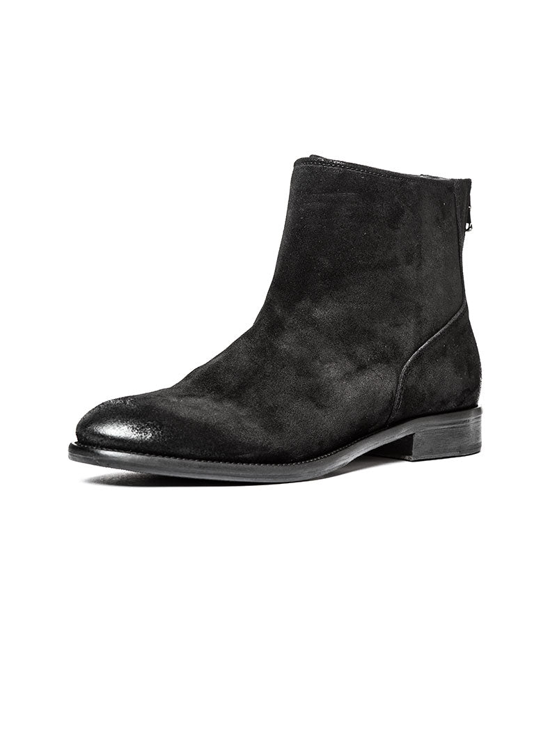 BRIXTON CHELSEA BOOTS IN BLACK
