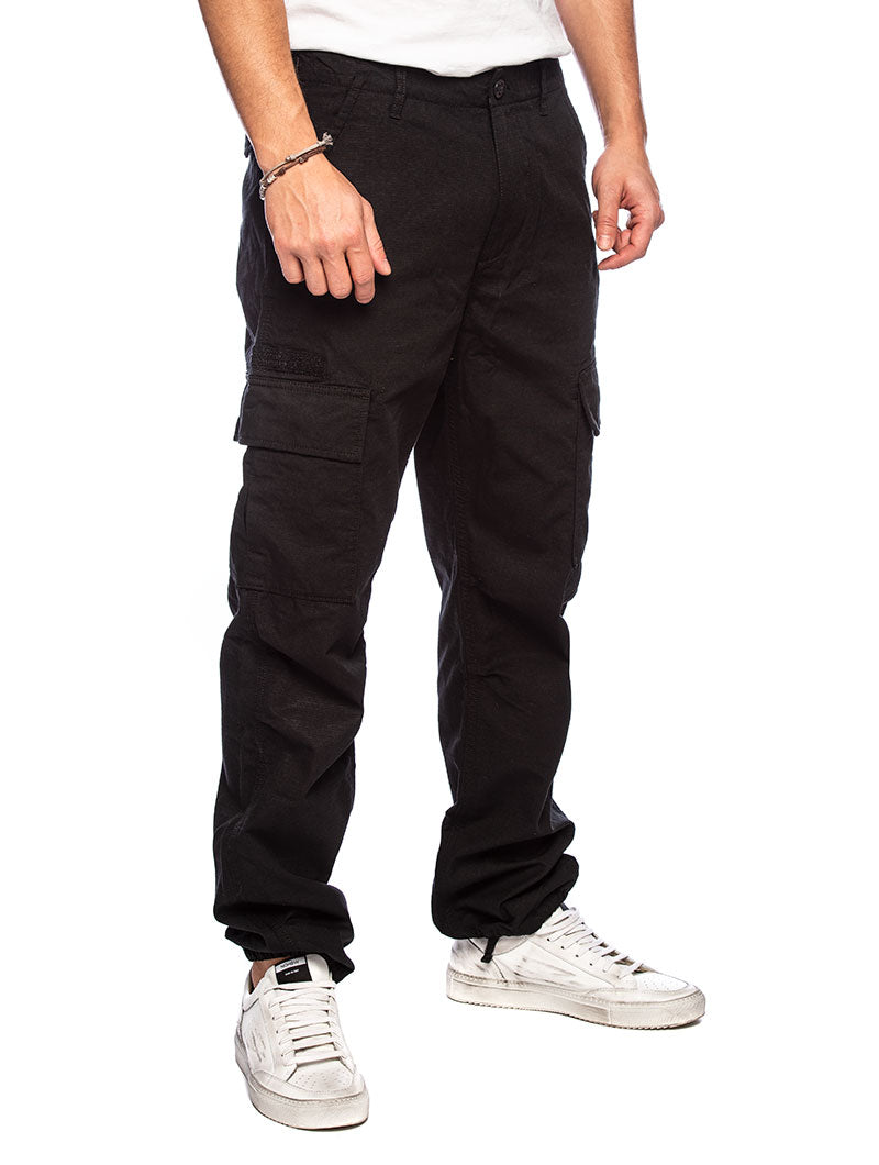 FIELD CARGO PANT IN BLACK