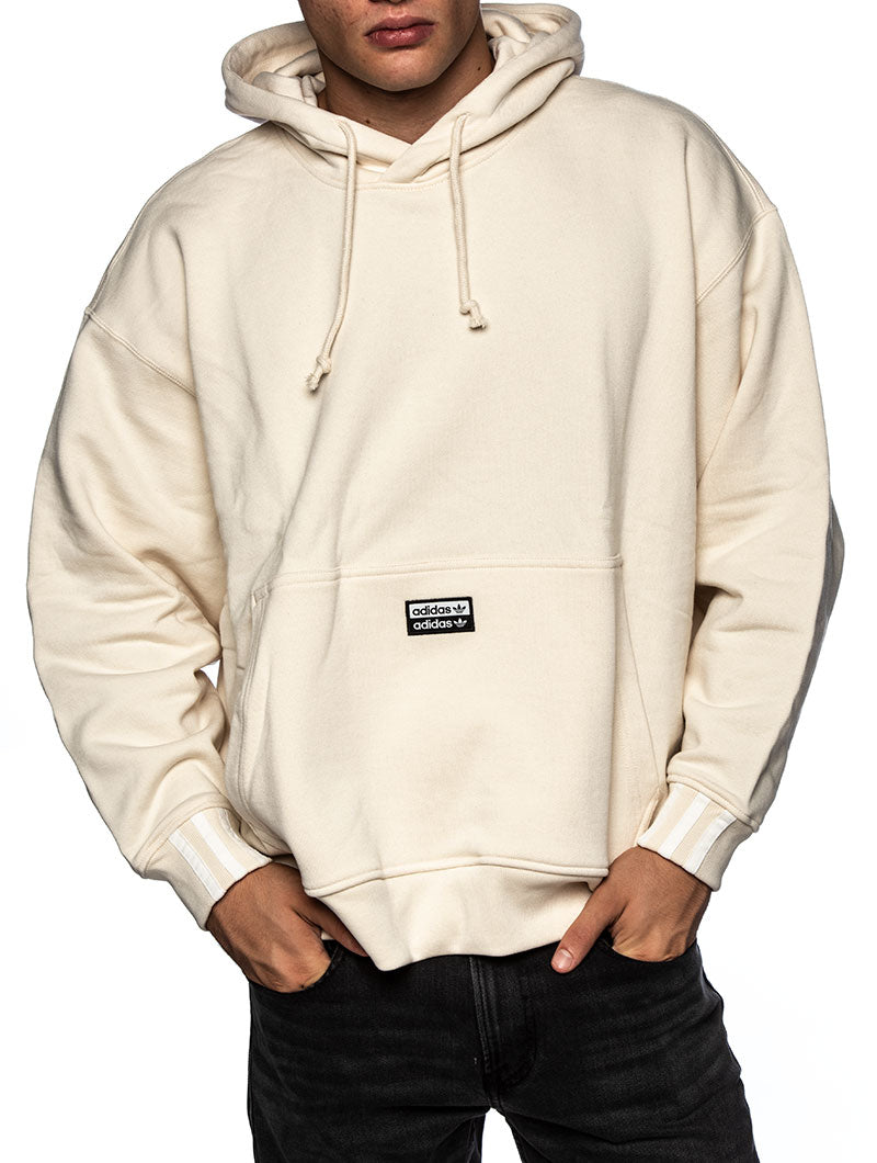 VOCAL F HOODIES IN IVORY