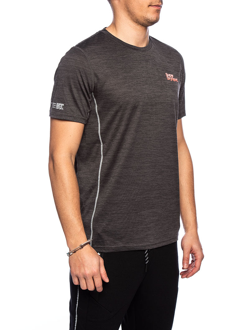 TRAINING T-SHIRT IN GREY