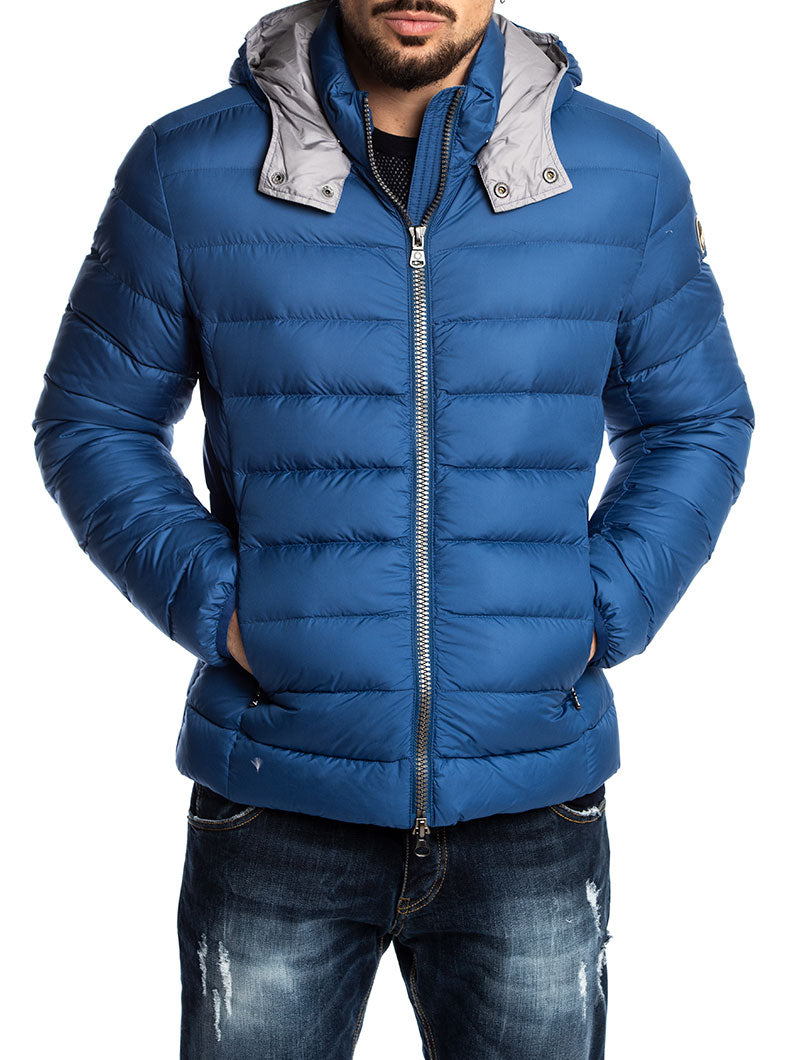 EMPIRE JACKET IN LIGHT BLUE