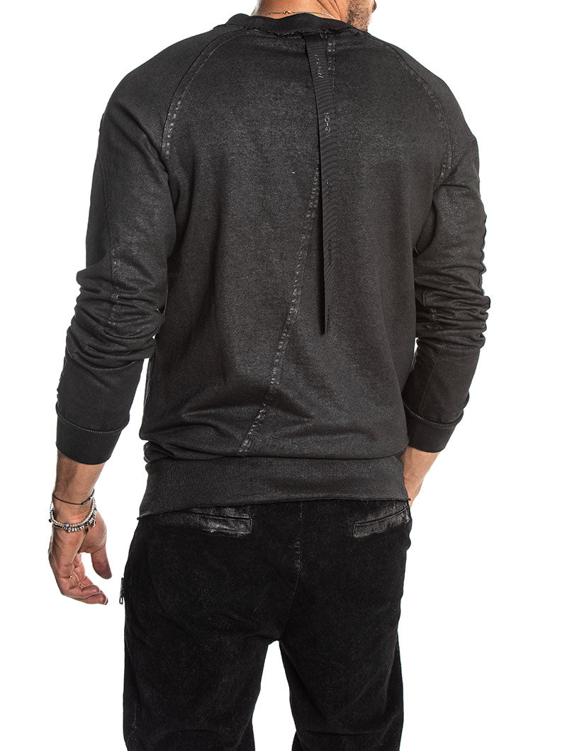 BAYEK SWEATSHIRT IN BLACK