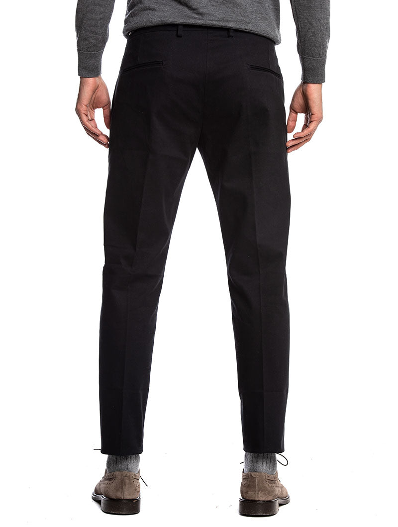 CLARK FORMAL PANTS IN BLUE NAVY