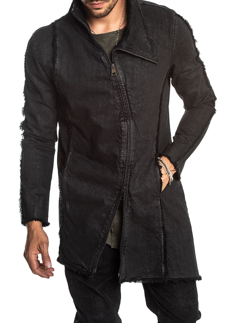 ARMAND JACKET IN BLACK