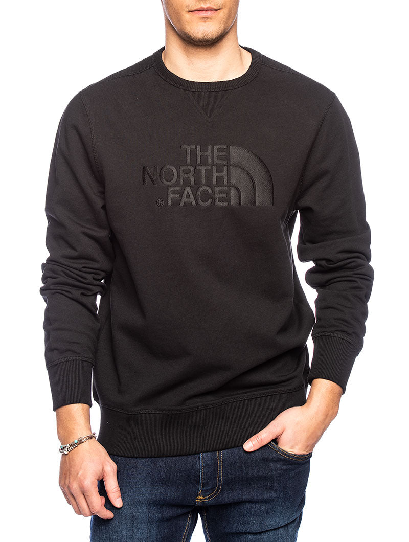DREW PEAK SWEATSHIRT IN BLACK