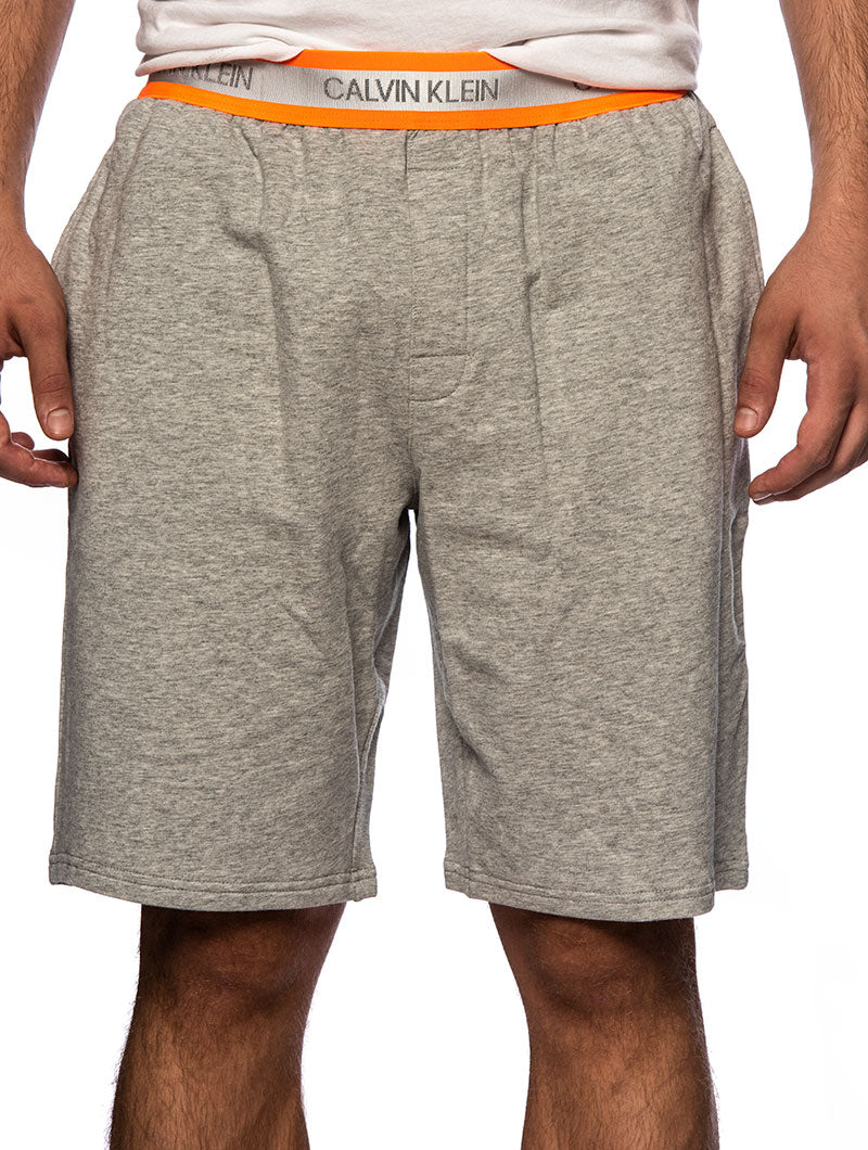 CK SHORTS IN GREY