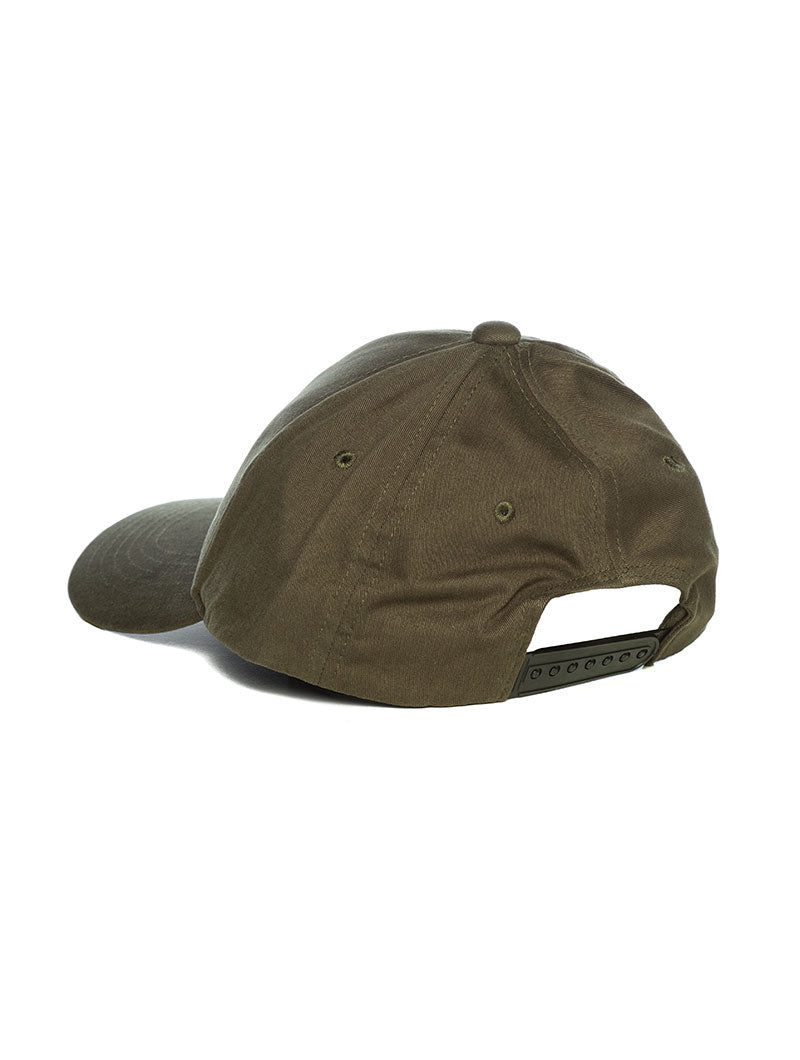 EA7 CAP IN ARMY GREEN