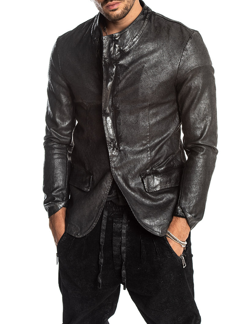 LESTAT JACKET IN BLACK